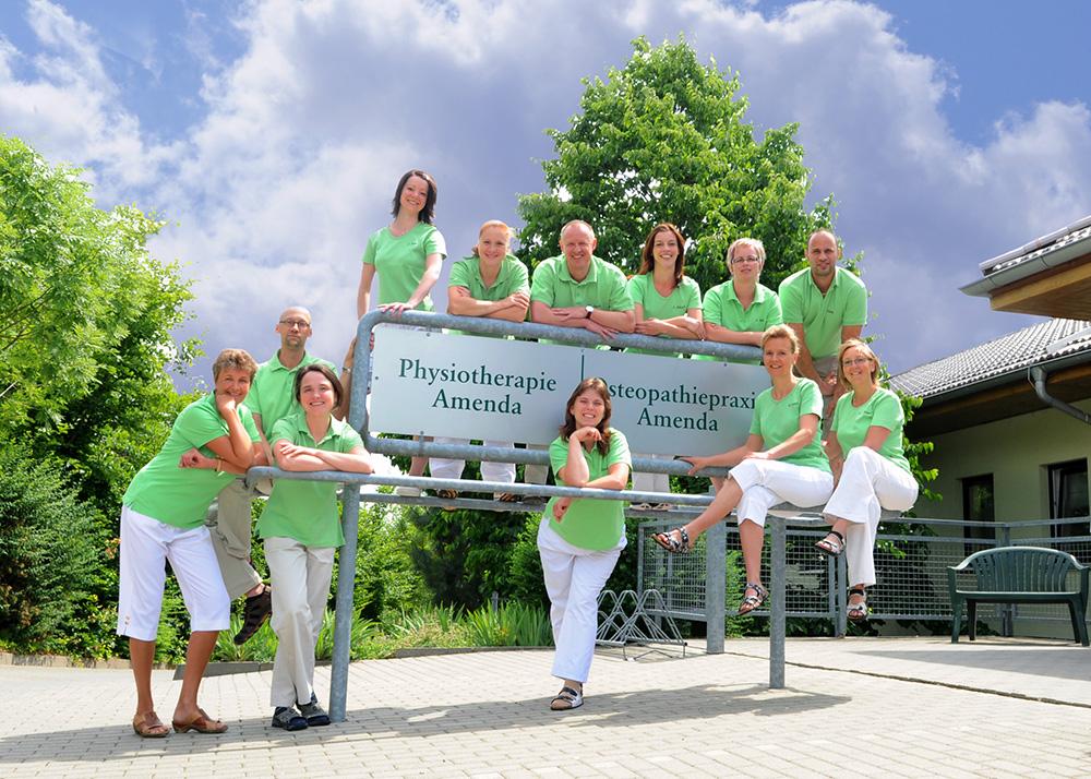 Bild Amenda - Physiotherapie- und Osteopathiepraxis