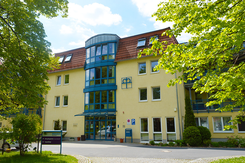 "Bild Diakonisches Werk Bautzen e.V. Altenpflegeheim ""Paul Gerhardt"""