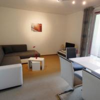 Bild Wohnzimmer Gästewohnung Becher-Straße