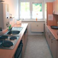 Bild Küche Gästewohnung Einstein-Straße