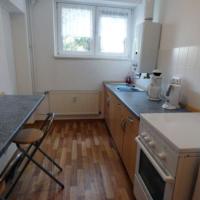 Bild Küche Gästewohnung Wolf-Straße